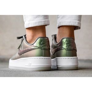 separation shoes d02b3 5fa4a Nike Shoes - Women s Nike Air Force 1 Upstep Premium LX Shoes